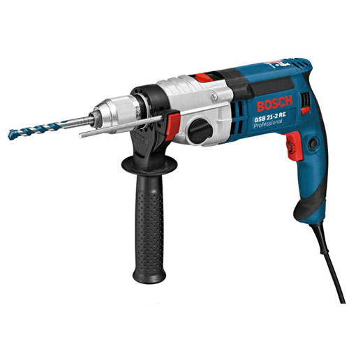 дрель ударная Bosch GSB 21-2 RE Professional