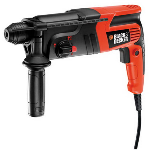 перфоратор Black&Decker KD855KA