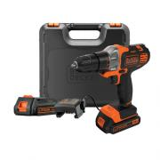 дрели и шуруповерты Black&Decker MT218KB