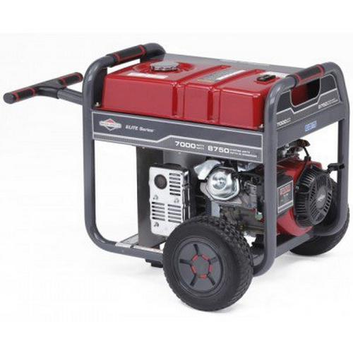 генератор бензиновый Briggs&Stratton 7500EA Elite